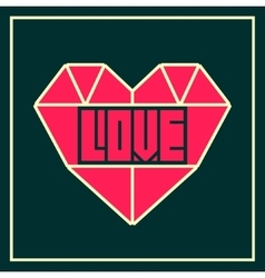 love relative background vector image