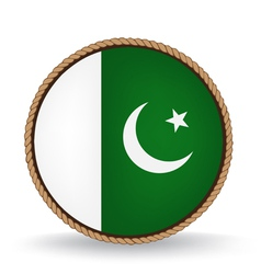 Pakistan Seal vector image