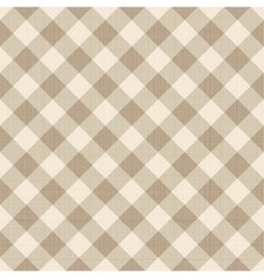 Seamless checkered background vector