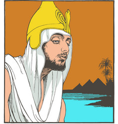Young moses vector