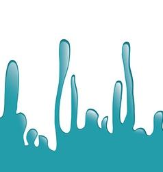 Paint splash design vector image