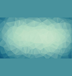 abstract blue pastel tone polygonal which vector image