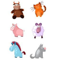 Tiere vector