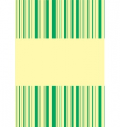 retro stripe pattern vector image