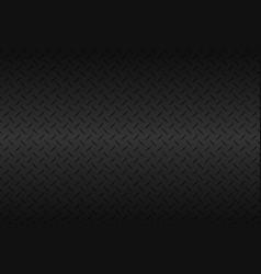 Black metal plate texture stainless steel vector