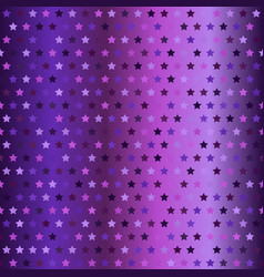 Glittering star pattern seamless gradient vector