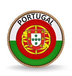 Portugal Seal vector image