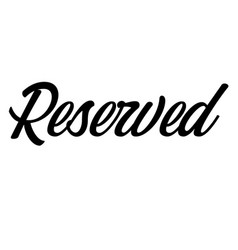 Reserved label vector