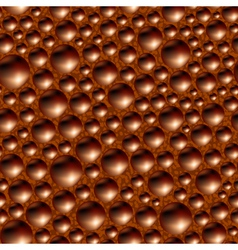 chocolate seamless background vector image