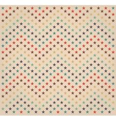 Hipster star pattern123 vector