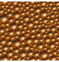 milk chocolate seamless background vector image vector image