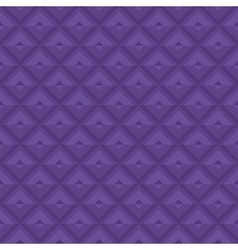 Purple Geometric Royal Pattern vector image