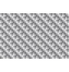 white grey background squares vector image