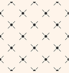abstract geometric seamless pattern simple mesh vector image