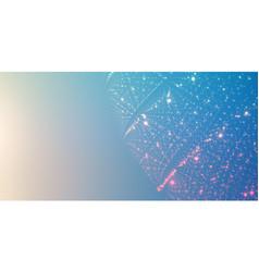 infinite space background matrix of vector image