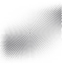 abstract halftone texture vector image