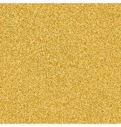 Abstract gold glitter texture vector