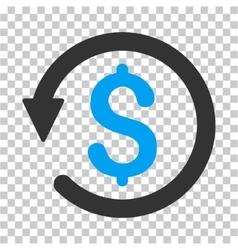 Chargeback Icon vector