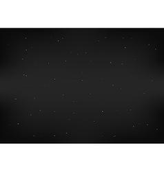 Dark Space Black Background vector image