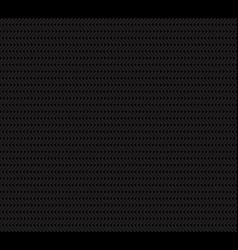 Black herringbone decorative pattern background vector