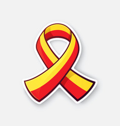 symbol world hepatitis day vector image