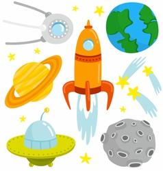 Space set vector