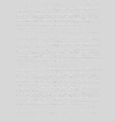 tech grey abstract geometric background vector image vector image