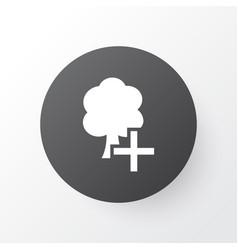 Plant tree icon symbol premium quality isolated vector