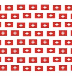 Swissflag vector