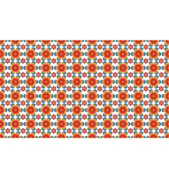 Floral pattern - seamless vector image