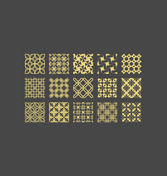 geometric background abstract simple graphic vector image