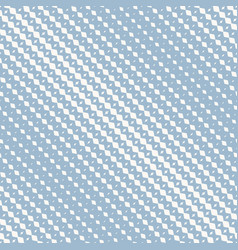 geometric halftone seamless diagonal lines pattern vector image