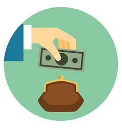 Save Money Icon vector