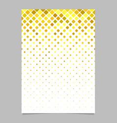 abstract diagonal square mosaic pattern page vector image
