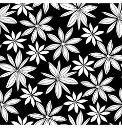 Graphic cardamom pattern vector