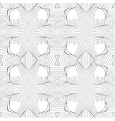 warped parametric surface shape pattern vector image