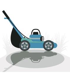 Mower vector image vector image