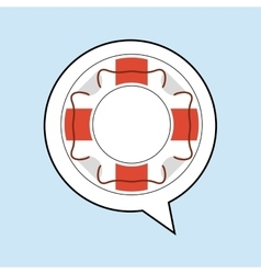 Fishing design sport icon isolated image vector