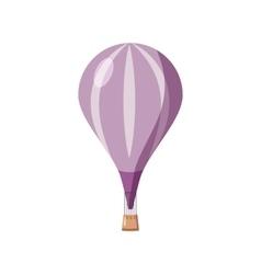 Air balloon icon cartoon style vector image
