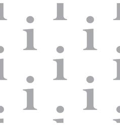 New Info seamless pattern vector