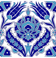 Traditional arabic pattern for your design vector