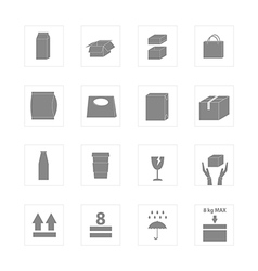 Icon Package vector