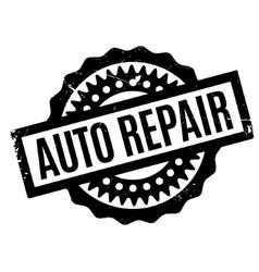 Auto Repair rubber stamp vector