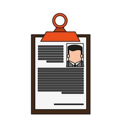 Document table vector