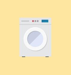 washing machine icon set of great flat icons use vector image