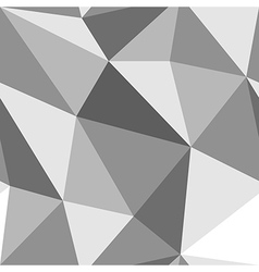 Seamless monochrome geometric pattern from vector