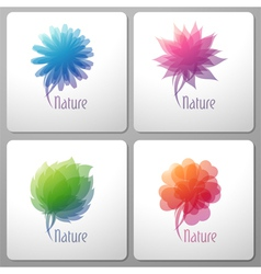nature - elements for design vector image