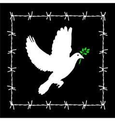 No freedom vector image