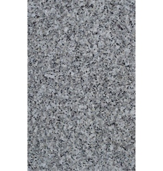 Polygonal marble sheet slab in gray black vector