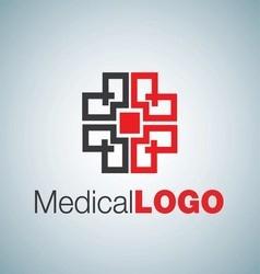 MEDICAL LOGO 12 vector image